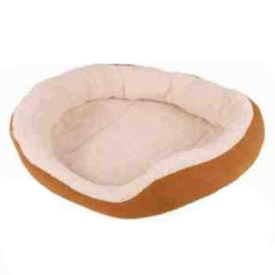 Softy Snuggle Dog Bed - Doggie Jewels