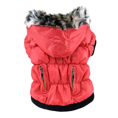 Adorable Waterproof  Dog Jacket - Doggie Jewels