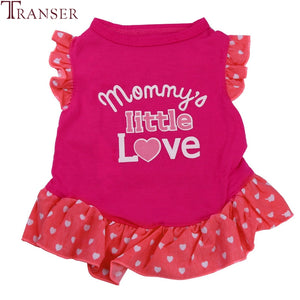 Cute Mommies little love outfit - Doggie Jewels