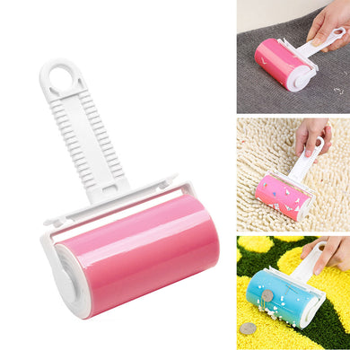 Mini Style Reusable Lint Roller - Doggie Jewels