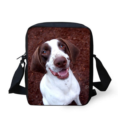 3D Doggie School Bag - Doggie Jewels