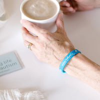 Autism Threads wristband