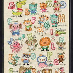ABC Cute Animals by Dimensions