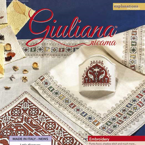 Giuliana Ricama Magazine (English) Issue 36