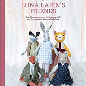 Sewing Luna Lupin's Friends by Sarah Peel