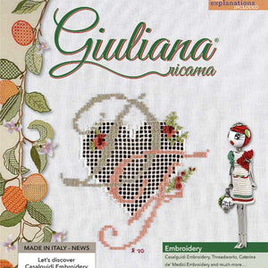 Giuliana Ricama Magazine (English) Issue 34