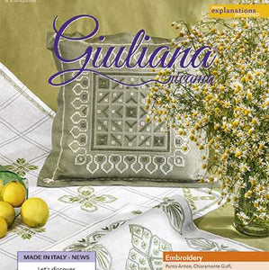 Giuliana Ricama Magazine (English) Issue 35