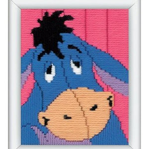 Eeyore Disney Long Stitch Kit by Vervaco - PN0014510