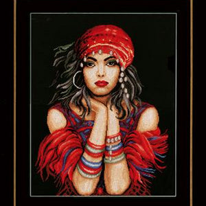 Gypsy Girl by Lanarte  PN-0144529