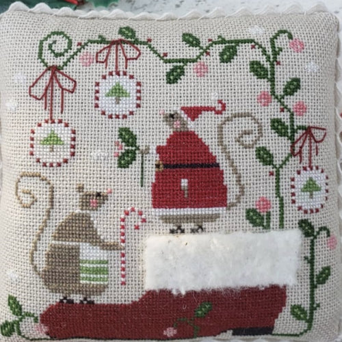 When Santa's Away the Mice will Play by With Thy Needle and Thread