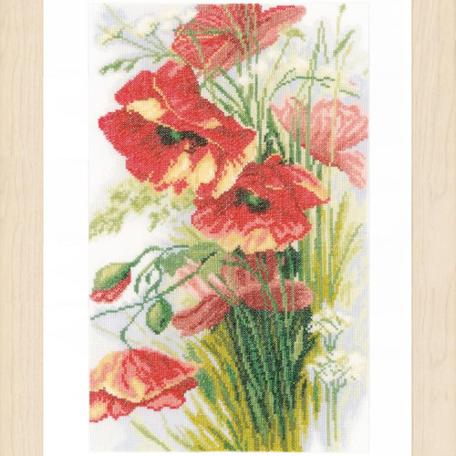 Poppies by Lanarte  PN-0156301