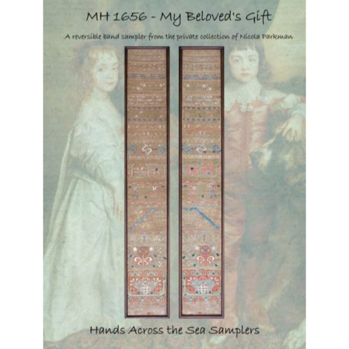 MH 1656 My Beloved's Gift by Hands Across the Sea Samplers