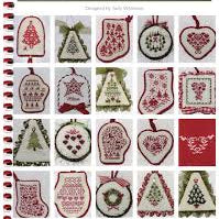 Christmas Ornaments Collection by JBW Designs