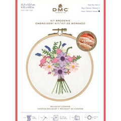 DMC Perle Effect 3D Embroidery Kit Cosmo