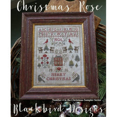 Christmas Rose by Blackbird Designs