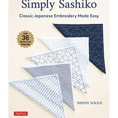 Simply Sashiko by Nihon Vogue