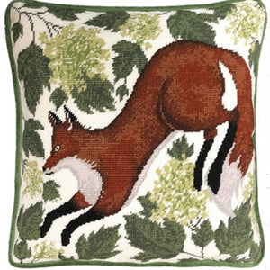 Spring Fox Tapestry Cushion Kit by Bothy Threads
