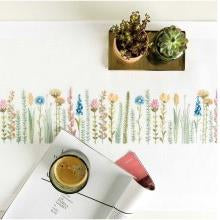 Herbal Meadow Table Cloth by Rico Designs