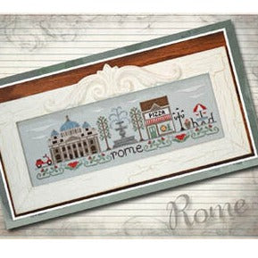 Afternoon in Paris by Country Cottage Needleworks