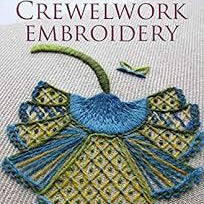 Crewelwork Embroidery by Becky Quine