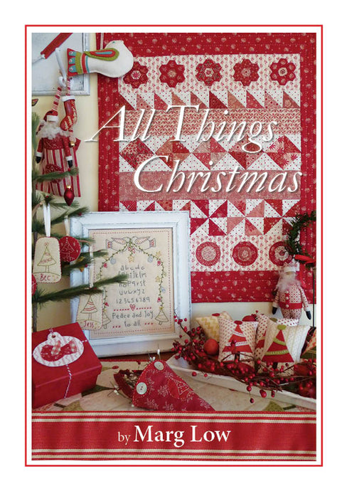 All Things Christmas by Marg Low Designs