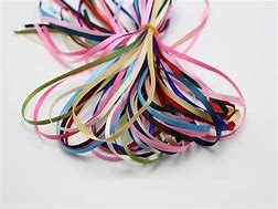 Double Sided Satin Ribbon 3mm