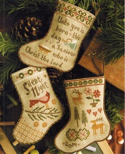Flora Mcsample'S 2014 Stockings By Lizzie Kate