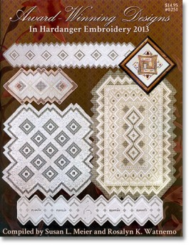 Award Winning Designs In Hardanger Embroidery 2013