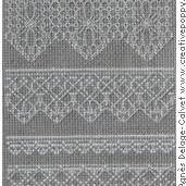 Lace Borders - Sampler By Creative Poppy