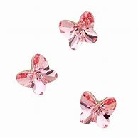 Swarovski Butterfly Crystals 5mm