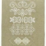 White Band Sampler by Alessandra Adelaide Needleworks