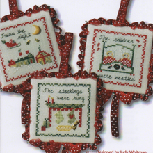 Twas The Night Before Christmas Charm Packs by JBW Designs