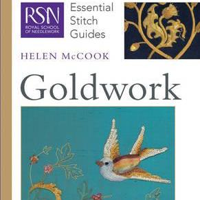 RSN Essential Stitch Guide Goldwork