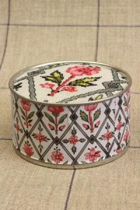 Boite Marly Sajou Cross Stitch Pots