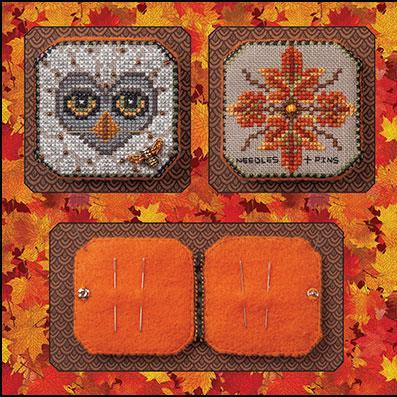 Bumble & Hoot Needle Book by Just Nan