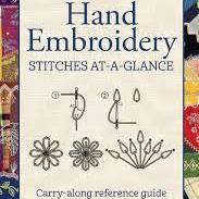 Hand Embroidery at a Glance by Janice Vaine