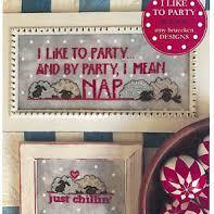 I Like to Party by Amy Bruecken Designs