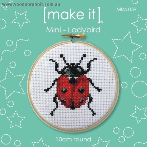 Make It Mini Ladybug Kit