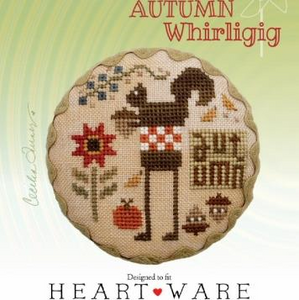 Autumn Whirligig by Heart in Hand