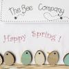 Button Eggs By The Bee Company