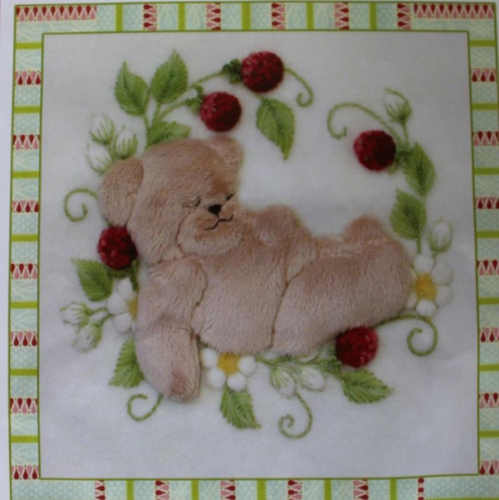 Little Lullaby By Windflower Embroidery