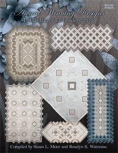 Award Winning Designs In Hardanger Embroidery 2012