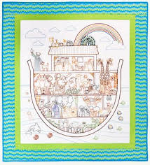 Noah'S Ark Stitchery by Smee Designs