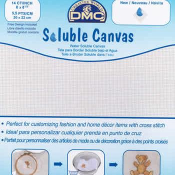 Soluble Canvas by DMC