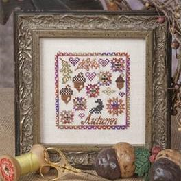 The Autumn Acorn By Jeanette Douglas Designs