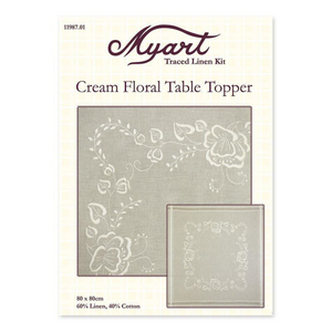 Myart Table Topper Kit