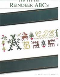 Reindeer ABCs By JBW Designs