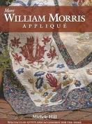 More William Morris Applique By Michelle Hill