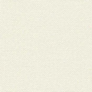 28CT Monika Evenweave Antique White Half Metre