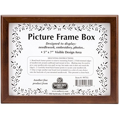 Sudberry Picture Frame Box